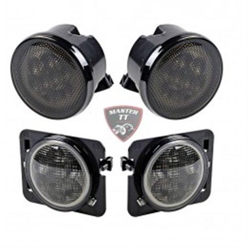 Kit piscas LED Wrangler JK